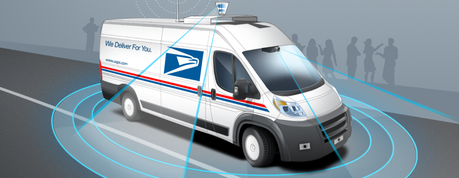Autonomous Vehicles for the Postal Service | USPS Office of