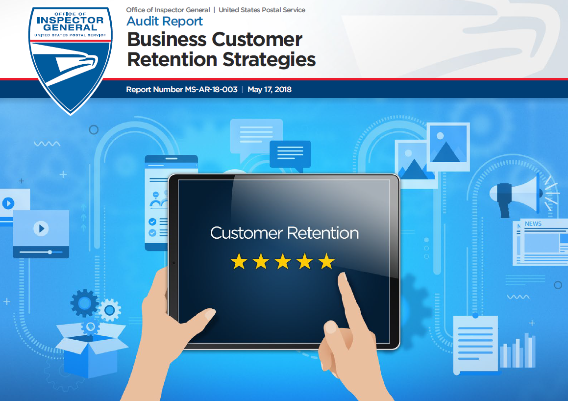Business Customer Retention Strategies | USPS Office of