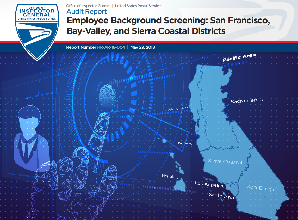 Employee Background Screening San Francisco Bay Valley And Sierra Coastal Districts