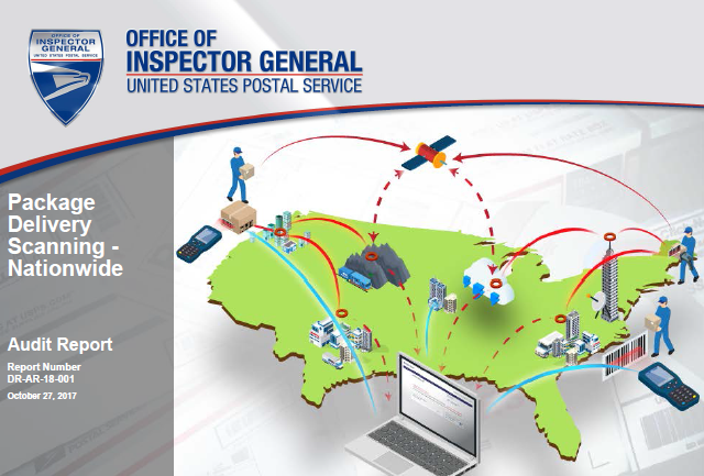 Package Delivery Scanning ― Nationwide | USPS Office of
