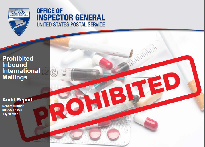 Prohibited Inbound International Mailings | USPS Office of