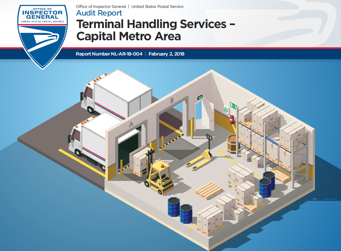 Terminal Handling Services – Capital Metro Area | USPS