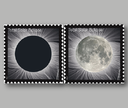 Eclipse Stamp Image