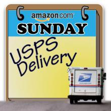 No More Day of Rest for Postal Package Delivery | USPS Office of ...