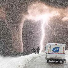 Neither Blizzards Nor Hurricanes Nor Zombies    | USPS Office of